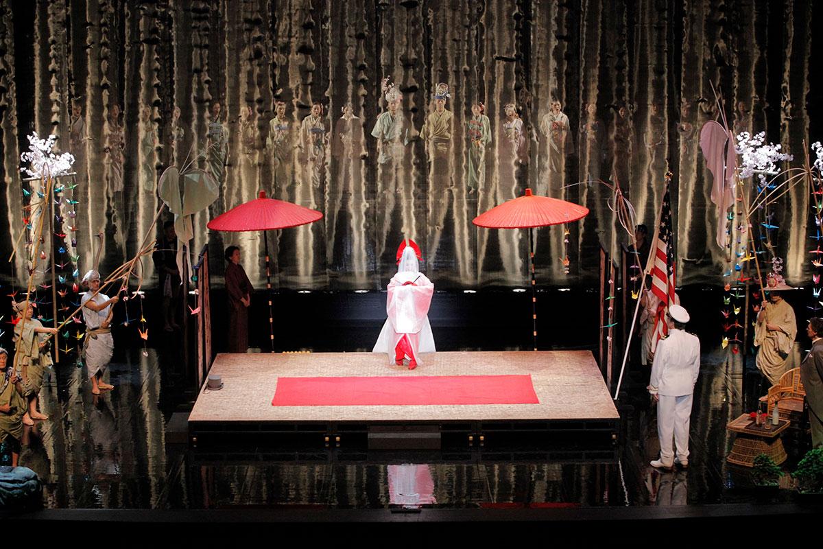 Yoshi Oida | Madame Butterfly | Tokyo Metropolitan Theater 2017